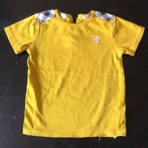 Toddler 3t Burberry short sleeve shirt!